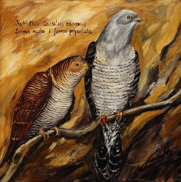 Birds I - Małgorzata Serwatka