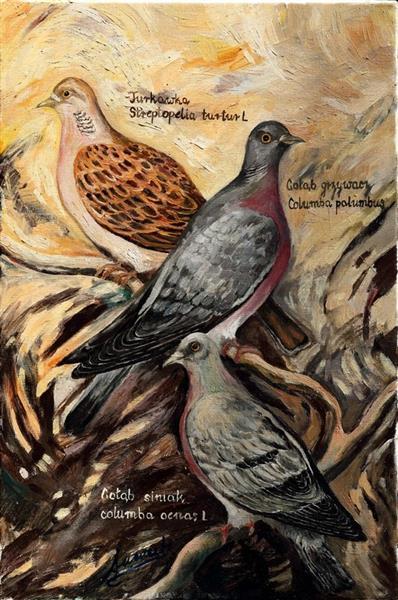 Birds VII - Małgorzata Serwatka