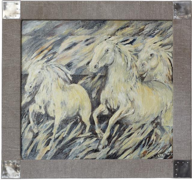 Horses - out of the pale - Małgorzata Serwatka