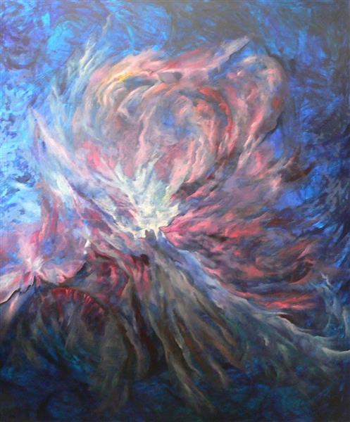 Nebula - Małgorzata Serwatka