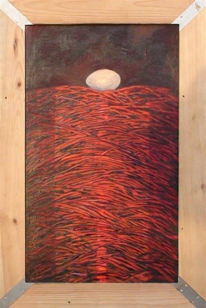 Red - Sunrise - Małgorzata Serwatka