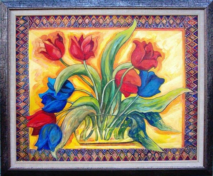 Tulips - Małgorzata Serwatka