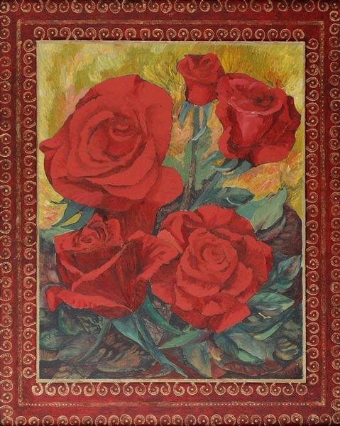 Roses IV - Małgorzata Serwatka