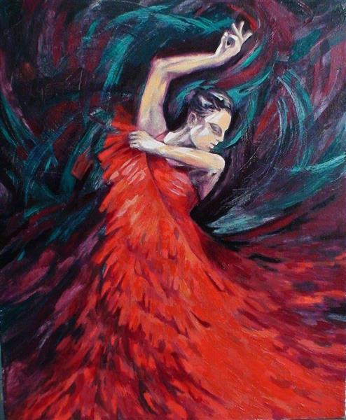 Flamenco - Małgorzata Serwatka