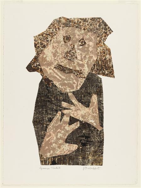 Plaintiff, 1958 - Jean Dubuffet