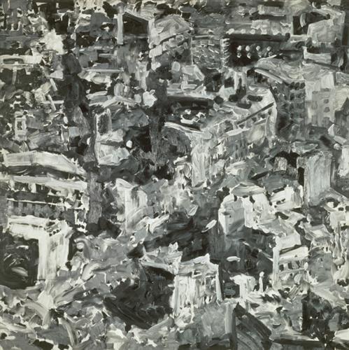 Townscape Paris, 1968 - Gerhard Richter