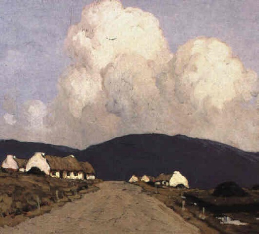 The Road to the Mountains - Paul Henry