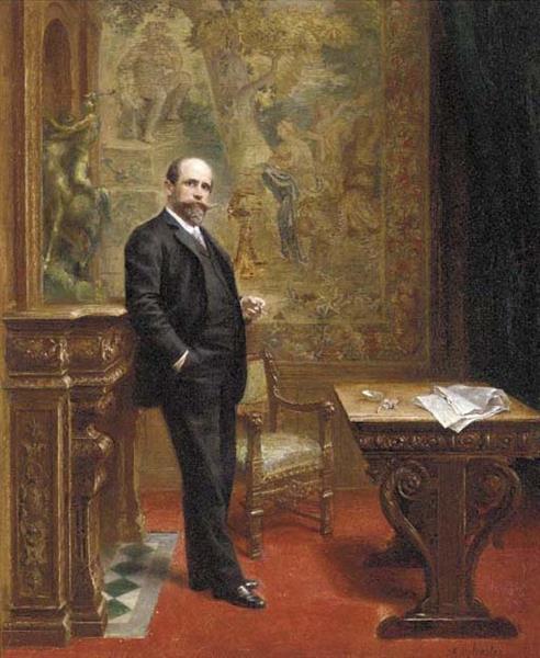 The Collector - Joseph-Noël Sylvestre