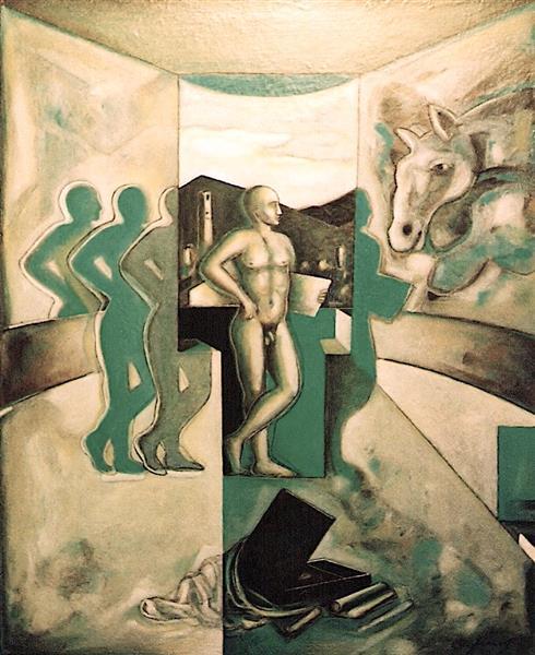 The Painter Workshop, 2003 - Joan Tuset Suau