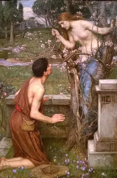Phyllis and Demophoön, 1905 - John William Waterhouse