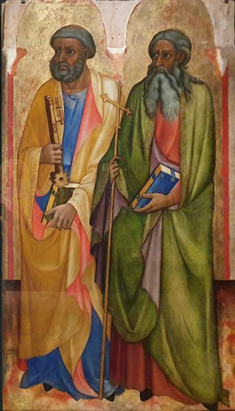 Santo André E São Pedro - Álvaro Pires de Évora