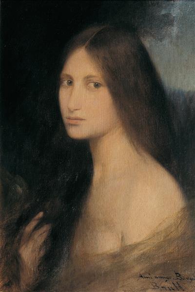 Jove Amb Cabell Llarg, 1895 - Joan Brull