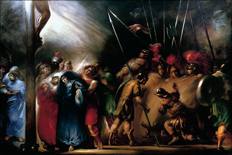 Crucifixion, 2004 - Frank Mason