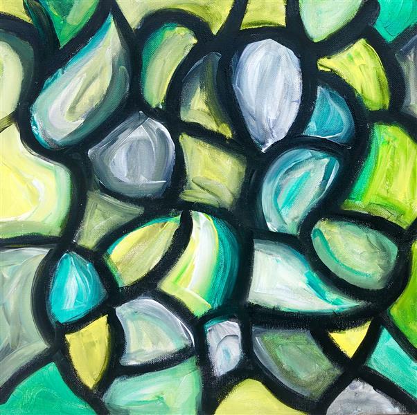 Ivy Leaves, 2020 - Mihnea Cernat
