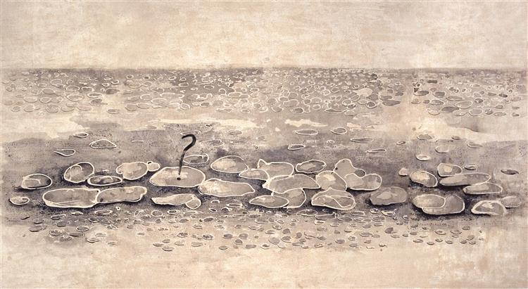 Beyond the horizon, 2010 - Li Chevalier