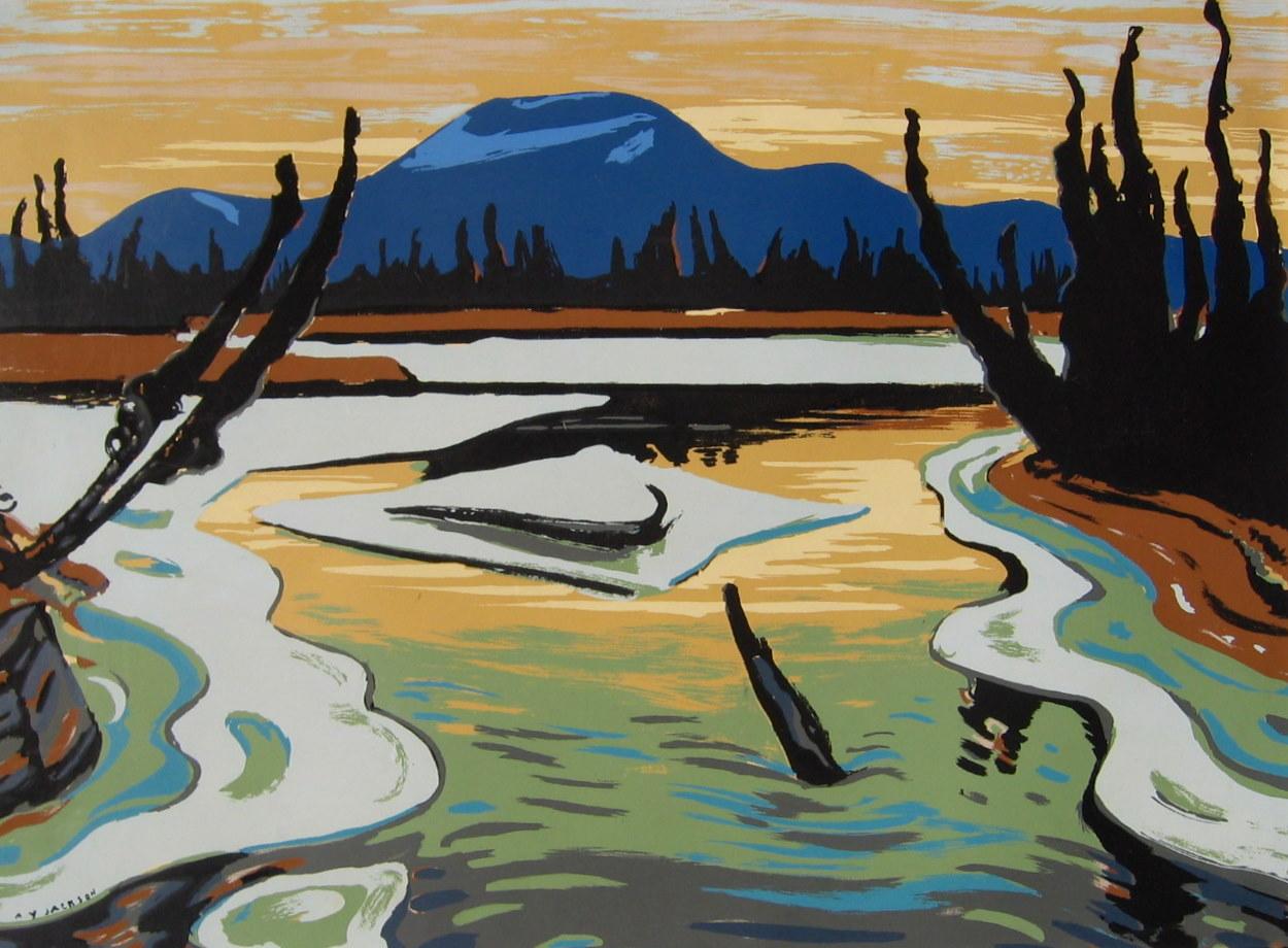 Smart River (Alaska), 1945