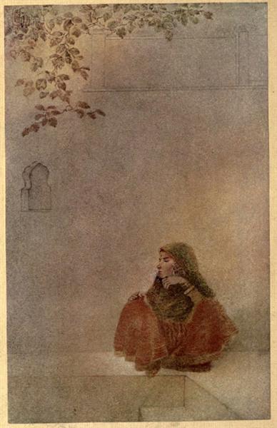 Chashma Shahi - Abanindranath Tagore