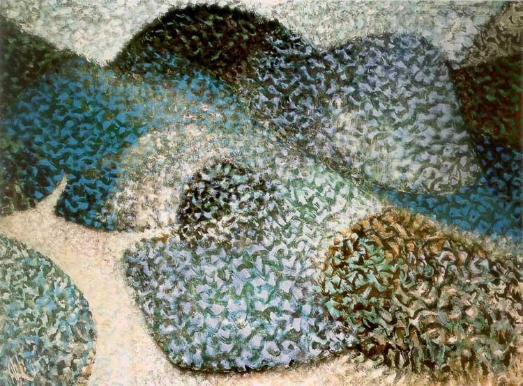 Untitled, 1971 - Abidin Dino