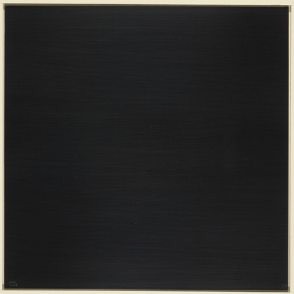 Abstract Painting, 1966 - Ad Reinhardt