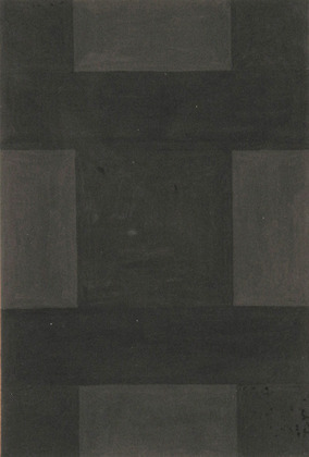 Untitled, c.1966 - Ad Reinhardt