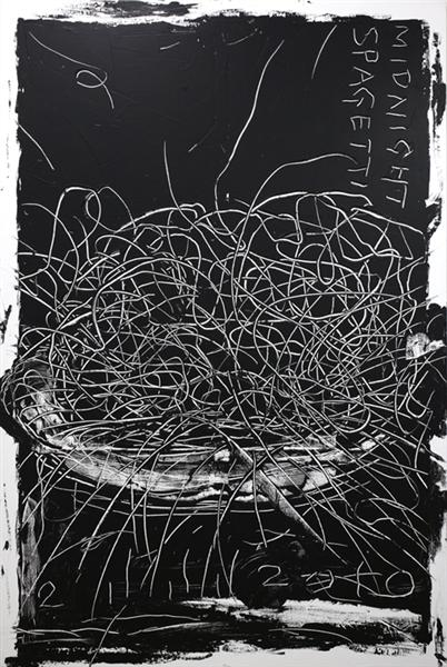Midnight Spaghetti, 2010 - Aki Kuroda