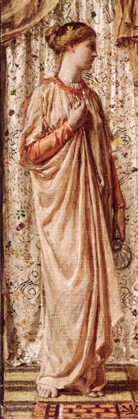 Amber, c.1876 - Albert Joseph Moore