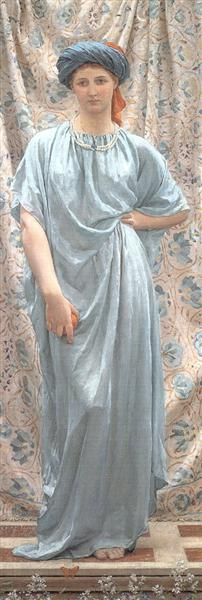 Sapphires, 1877 - Albert Joseph Moore