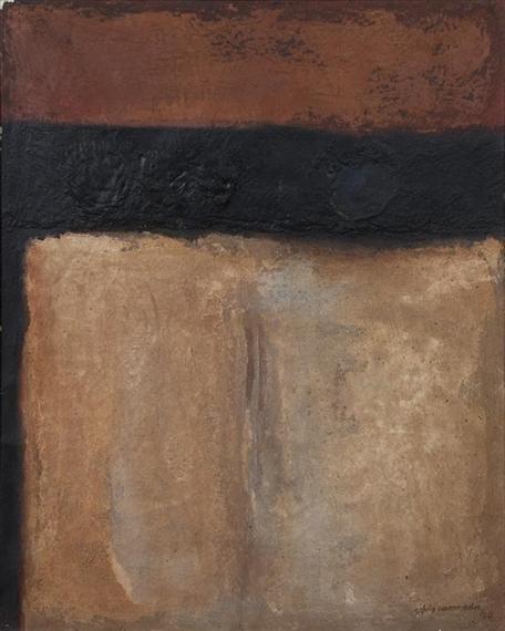 Paisajo, 1960 - Albert Rafols-Casamada