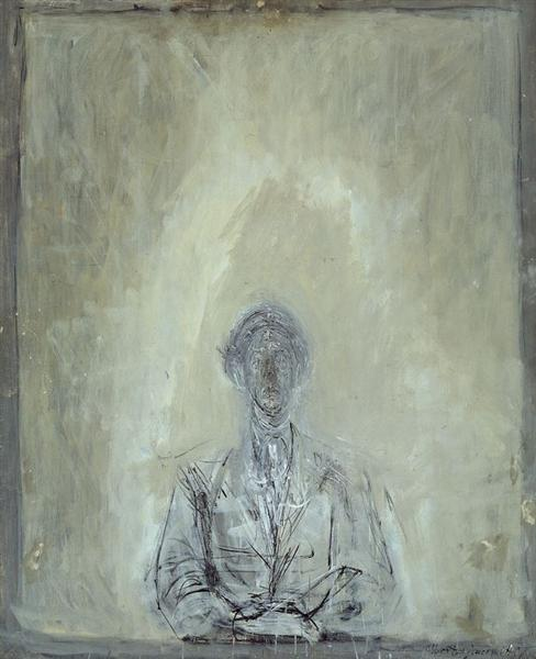 Isaku Yanaihara, 1956 - Alberto Giacometti
