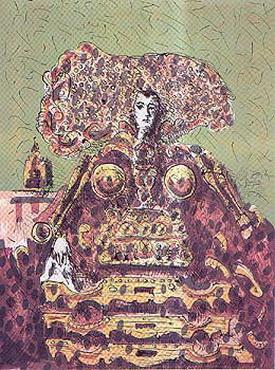 La Reina de los yugos, 1976 - Alberto Gironella