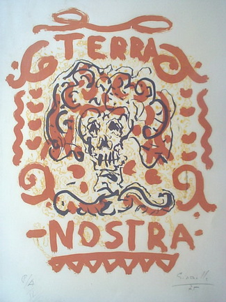 Terra Nostra, 1975 - Alberto Gironella