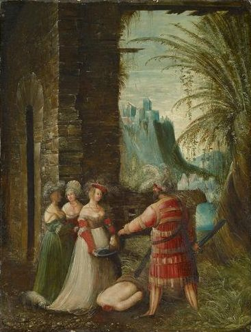 Beheading of John the Baptist, 1508 - Albrecht Altdorfer