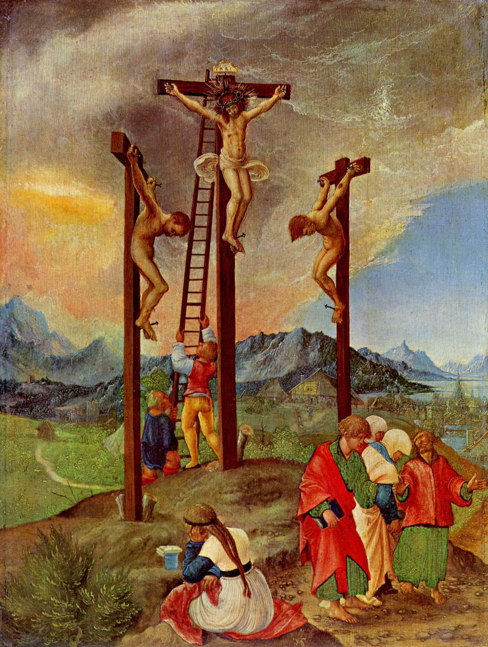 Crucifixion, 1526