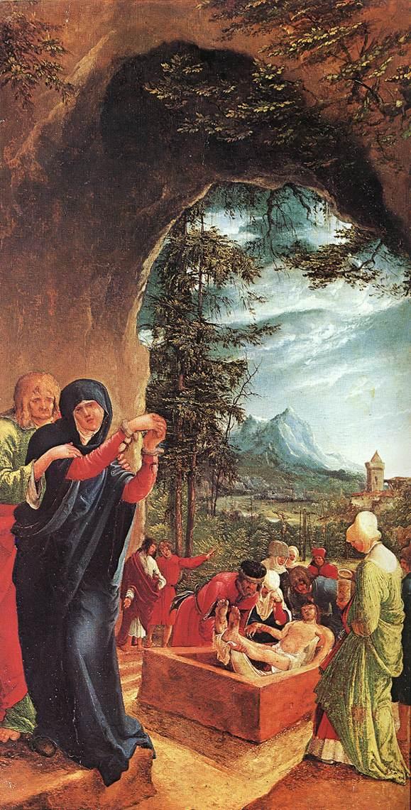 Entombment of Christ, 1518