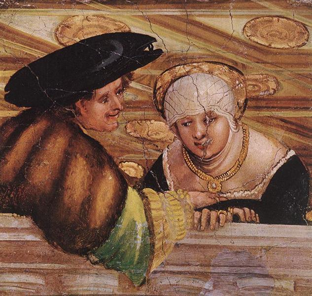 Lovers, c.1530 - Albrecht Altdorfer