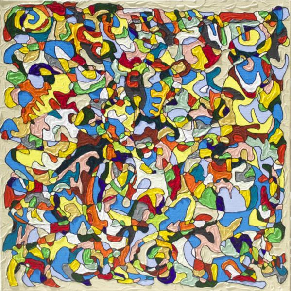 Maze, 2016 - 2016 - Albrecht Behmel