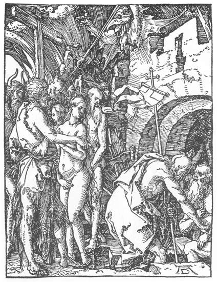 Christ in Limbo, 1511 - Albrecht Durer