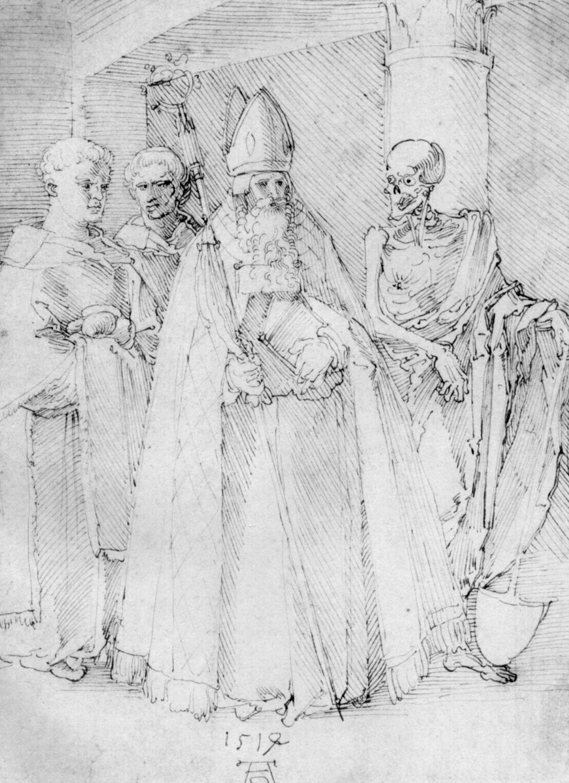 a biography of albrecht durer a renaissance painter