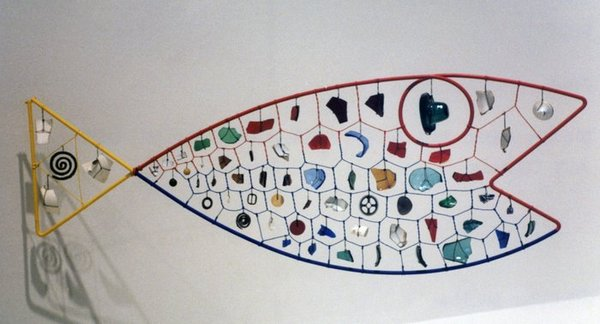 Fish, 1944 - Alexander Calder
