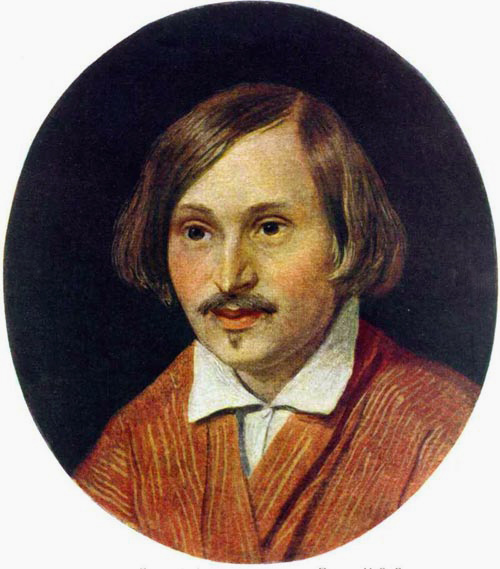 Nikolai Gogol, 1847 - Alexander Ivanov