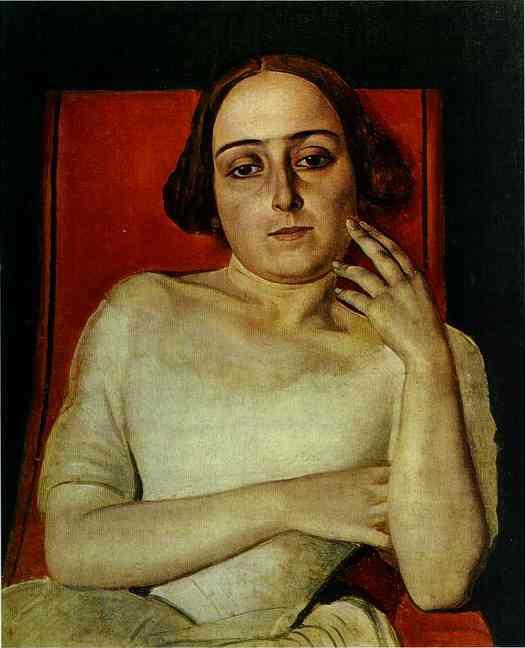 Portrait of Vittoria Marini