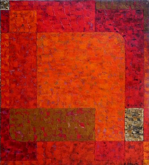 Composition abstraite, 1951