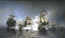 Battle of Osel Island - Alexey  Bogolyubov
