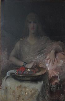 Salome - Alfred Stevens