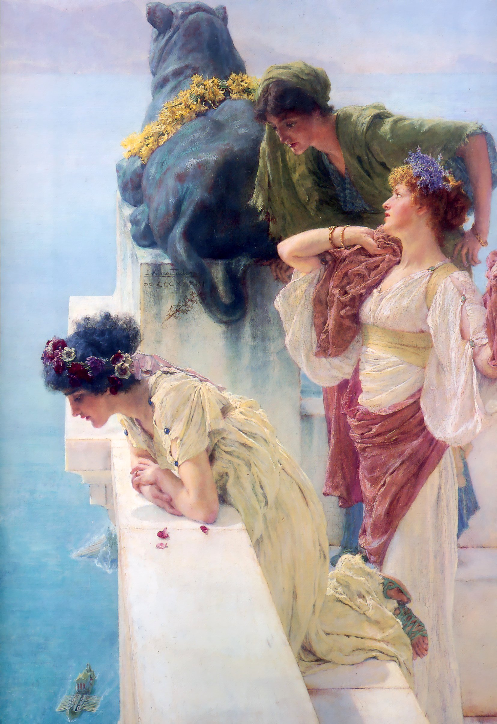 http://uploads5.wikipaintings.org/images/alma-tadema-lawrence/a-coign-of-vantage-1895.jpg