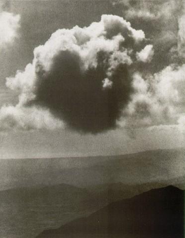 The Cloud - Alvin Langdon Coburn