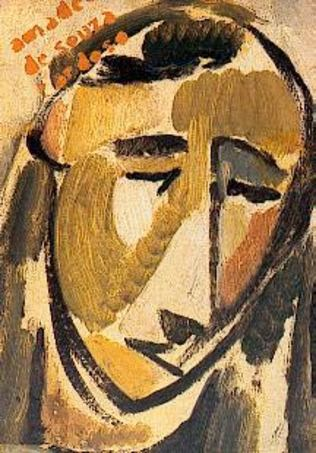 Head, 1913 - Amadeo de Souza-Cardoso
