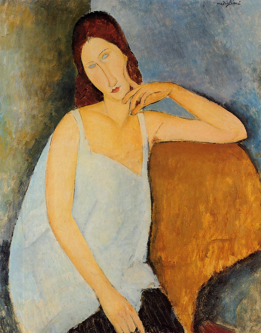 Amedeo Modigliani: bohemio y maldito - Arte - Arte
