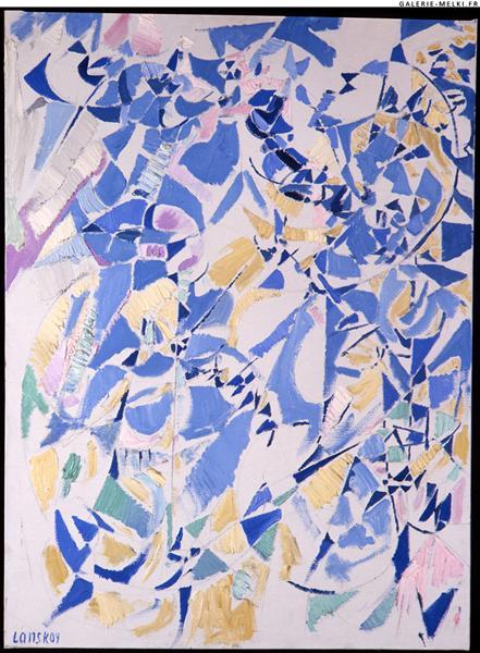 Biographie d'un papillon, 1958 - Andre Lanskoy