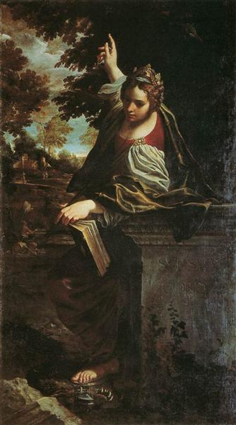 St Margaret, 1597 - 1599 - Annibale Carracci